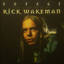 2erCD RICK WAKEMAN - voyage, the very best of