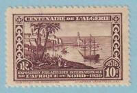 Algeria #YT100 Mint CV€23.00 1930 Centennial Bay of Algiers [78]