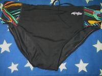 Dolfin Men Bikini Swimwear Swimsuit Beachwear Vintage size 30