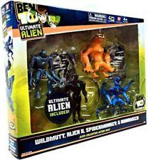 Ben 10 Ultimate Alien Alien Collection Action Pack #2 Action Figure Set #2