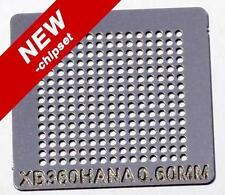 Stencil for  XBOX360 XBOX 360 HANA X802478-003 Heat Template Stencil