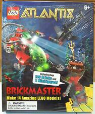 LEGO ATLANTIS Brickmaster by DK Publishing