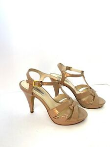 Steve Madden Nude Heels Size 7 Style Spring