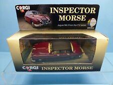 REDUCED CORGI 96682 1/43 INSPECTOR MORSE JAGUAR SALOON (1993) ~ BOXED