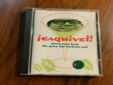 Esquivel! Merry Christmas from the Space-Age Bachelor Pad CD1996 Xmas Music