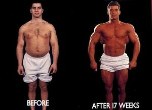 Cybergenics 60 day Bodybuilding DVD