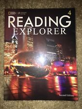 Reading Explorer 4: Student Book by Nancy Douglas (English) Paperback Book