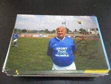 64772 Peter Ducke FC Carl Zeiss Jena DFV DDR originale firmato autografo foto