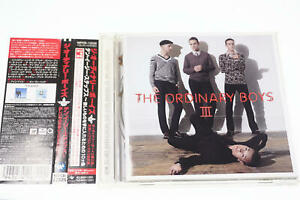 THE ORDINARY BOYS.HOW TO GET EVERYTHING YOU EVER  WANTED IN TEN EASY CD A14167