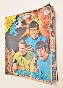 Vintage Star Trek Series II Jigsaw Puzzle 150 Pc Missing 6 Pieces