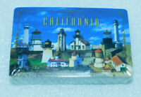 Lighthouses California Playing Cards Souvenir Poker Nature Design Sealed Deck