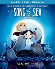 Song Of The Sea (Blu-ray + DVD + DIGITAL HD) (2014)