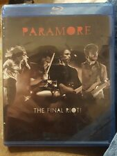 Paramore - The Final Riot (Blu-ray Disc, 2009) * NEW *