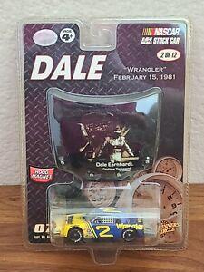 Dale Earnhardt The Movie #2 1981 Wrangler 1/64 Winner's Circle NASCAR