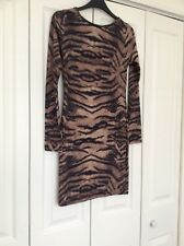 b396dc6c45 Boohoo Animal Print Stretch Dresses for Women