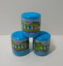 3 Packs Thomas & Friends squishy Mash'ems Series 1 Mashems Blind Capsule
