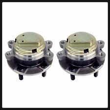 2 FRONT WHEEL HUB BEARING ASSEMBLY FOR 2008-2012 INFINITI EX35 (2WD-RWD ONLY NEW