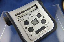 OMEGA Quartz Capteur Digital Numérique LCD vintage watch 1980 S Touch Panel, DEMO Display