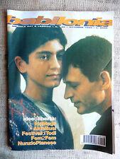 BABILONIA mensile gay e lesbico n.148 ottobre 1996 Aldo Busi, Ida Magli, Pianese