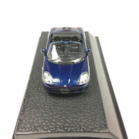 Toyota MR2 Cabriolet 1:43 Scale Model Car Diecast Gift Toy Vehicle Blue Kids