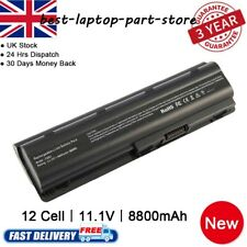 12cells for HP Battery Compaq 593553-001 Pavilion G6 Dv7 UK Cq42 430 Notebook PC