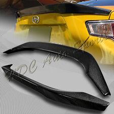 For 2013-2018 Subaru BRZ Scion FRS FR-S Carbon Fiber Rear Trunk Spoiler Lid Wing