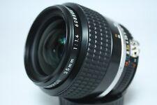 Nikon NIKKOR 35mm f/1.4 Ai-S Lens Near Mint from Japan