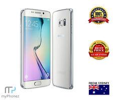 Used Samsung Galaxy S6 SM-G920 -32GB - White Smartphone 3month Warranty Unlocked