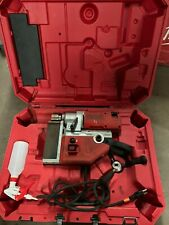 New listing Milwaukee 4272-21 13 Amp 1-5/8 in. Electromagnetic Drill Kit