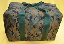 Aviator Mini Kit bag Kitbag USMC MARPAT  pattern US Mfg. YKK zippers Brand new