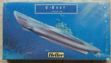 Heller kit - 1:400 WWII U-Boat Type VII C still in sealed bag