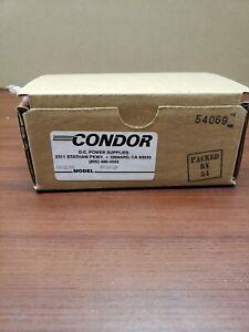 Condor D.C.Power Supply