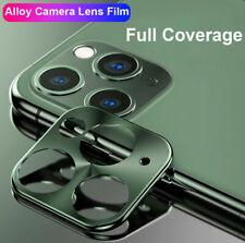 Ultra Slim Metal Rear Camera Lens Screen Protector Film For iPhone 11 Pro Max