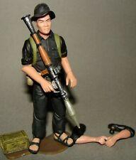 """1:18 21st century Vietnam War Jungle Vietcong VC  Figure RPG Rocket Launcher 4"""""""