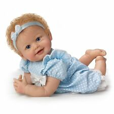 Darling Dana, 20 Inch Baby Girl Doll by Ashton Drake