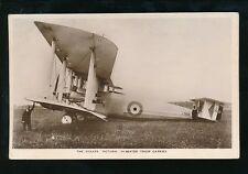 Aircraft Air Force Military RAF VICKERS VICTORIA  Troop Carrier c1920/30s? PPC