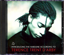 TERENCE TRENT D'ARBY - INTRODUCING THE HARDLINE ACCORDING TO - CD ALBUM [413]