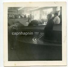 Southwood Raceway Big Slot Car Race Track Racing GREENWOOD SC Vtg 1960s Photo