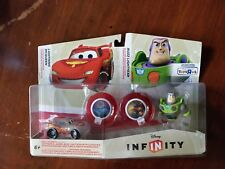 Disney Infinity Race to Space 2 pack - Buzz Lightyear & Lightning McQueen