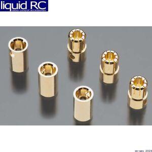 Castle Creations CCBUL83 8.0mm Cc Bullet 8.0mm Cc Bullet 8.0mm Bullet Connectors
