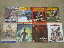 Brady games Prima Nintendo Power strategy guide rpg mixed lot x16