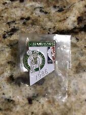 NIP BOSTON CELTICS CHAMPIONS 1986 PIN