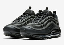 wholesale dealer edf07 0fc9d Nike Air Max 97 Herren Sneaker, uk10, Triple black, bq4567001