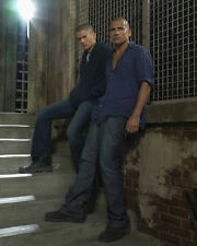 Wentworth Miller & Dominic Purcell (34752) 8x10 Photo