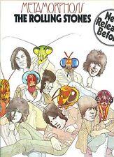 ROLLING STONES metamorphosis GERMAN 1975 EX LP DECCA