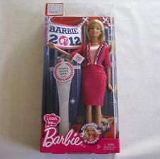 Barbie I Can Be President B Party Doll (Caucasian) New