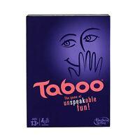 Hasbro Gaming Taboo Card Game