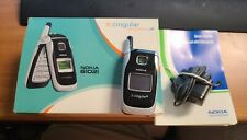 Nokia 6102i - Black Silver Cingular in box