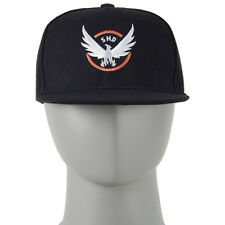 Tom Clancy's The Division Hat Men Black Baseball Cap Sunhat Cosplay Costumes