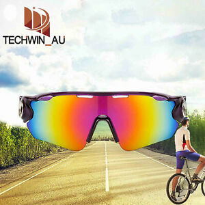 Men's Outdoor Goggles Driving Sport Cycling UV400 Sunglasses Eyewear L3AU
